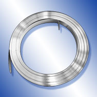 A4 Edelstahlband Stainless Steel Banding Band